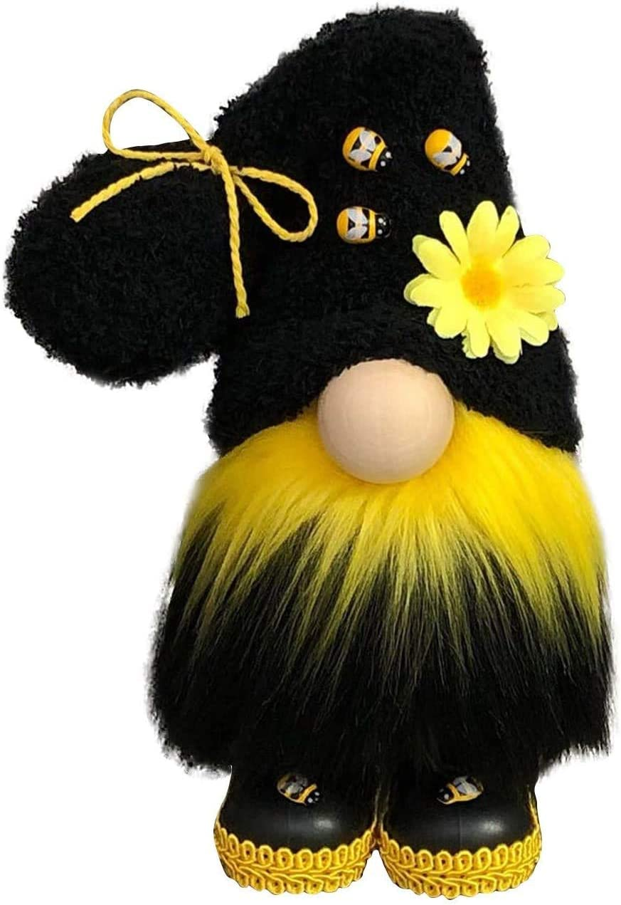 DLRBDMM Spring Bumble Bee 100% quality warranty Max 50% OFF Gnome Scandinavian Dolls D Tomte Nisse