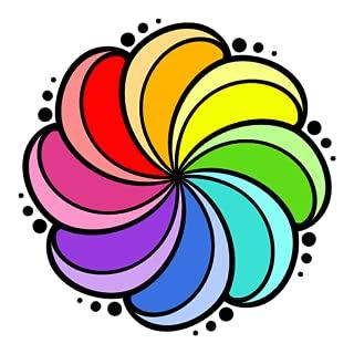 fan coloring picture