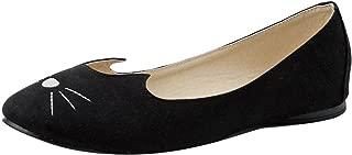 cat shoes flats