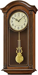 Seiko Wall Clock (Model: QXH066BLH)