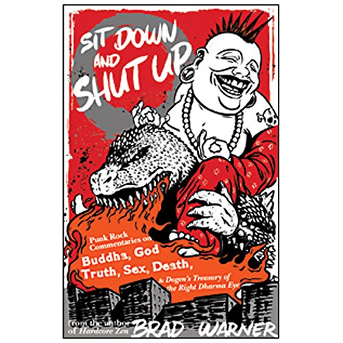 Sit Down and Shut Up audiobook cover art