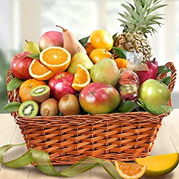 Golden State Fruit Basket California Tropics
