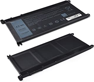 New WDX0R Notebook Battery 11.4V 42WH for dell I nspiron 13 5368 5378 7368 7378 15 5565 5567 5568 5578 7560 7570 7579 7569...