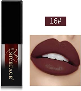 ReooLy New Lip Lingerie Matte Liquid Lipstick Waterproof Lip
