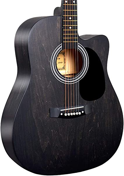 InChengGouFouX Guitarra Principiante Falta Total de Tochigi ...