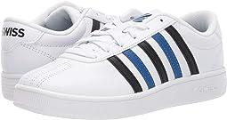 White/Black/Classic Blue