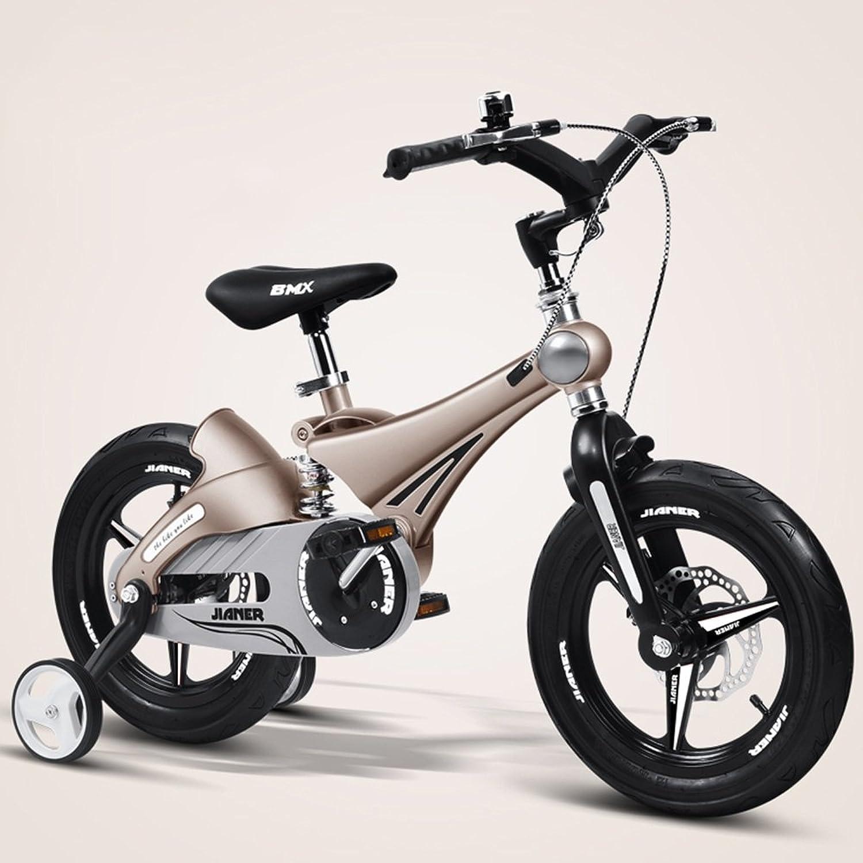 tienda en linea Bicicletas Duo Niños Niños Niños Cochecito de bebé Montaña Niños Sistema de suspensión de aleación de magnesio Freno de Disco Doble 12 Pulgadas, 14 Pulgadas, 16 Pulgadas  alta calidad general