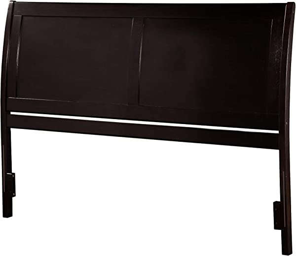 Atlantic Furniture AR289841 Portland Headboard Queen Espresso