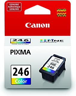 Canon CL-246 Color Ink Cartridge, Compatible MX490, MX492, MG3020,MG2920,MG2924, iP2820,MG2525 and MG2420