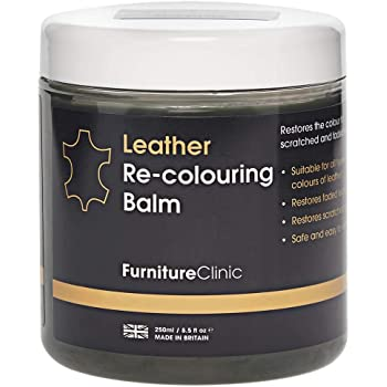 Colourlock Fluid Leather 7ml scratch filler for filling and