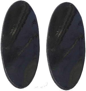 Abusun スポンジ腓貼り 腓是正 自動貼り式腓貼り 通気快適 腓を綺麗にし 腓を豊満させます (黒)