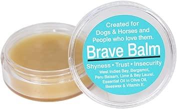 BlackWing Farms 931424 Natural Remedies Brave Balm Jar, 2 oz