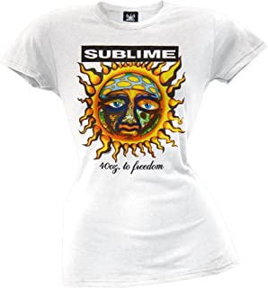 Sublime - 40 Oz To Juniors T-Shirt