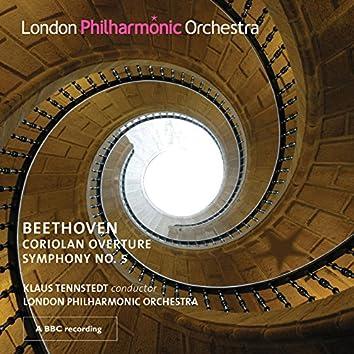 Beethoven: Coriolan Overture & Symphony No. 5 (Live)