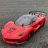 Ycco RC Drift Car Toy Four-Wheels Drive 4WD Telecomando Modello di Corsa Toy Veicolo...