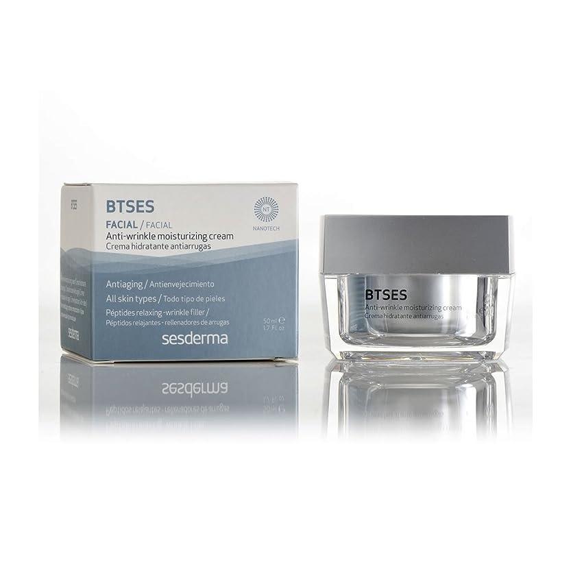 私のぎこちないハードリングSesderma Btses Anti-wrinkle Moisturising Cream 50ml [並行輸入品]