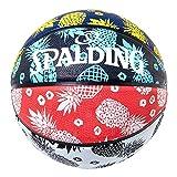 SPALDING(スポルディング) バスケットボール トロピカル ラバー 5号球 84-323J バスケ バスケット