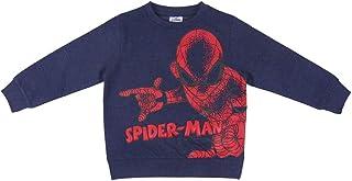 Cerdá - Sudadera de Algodón de Spiderman
