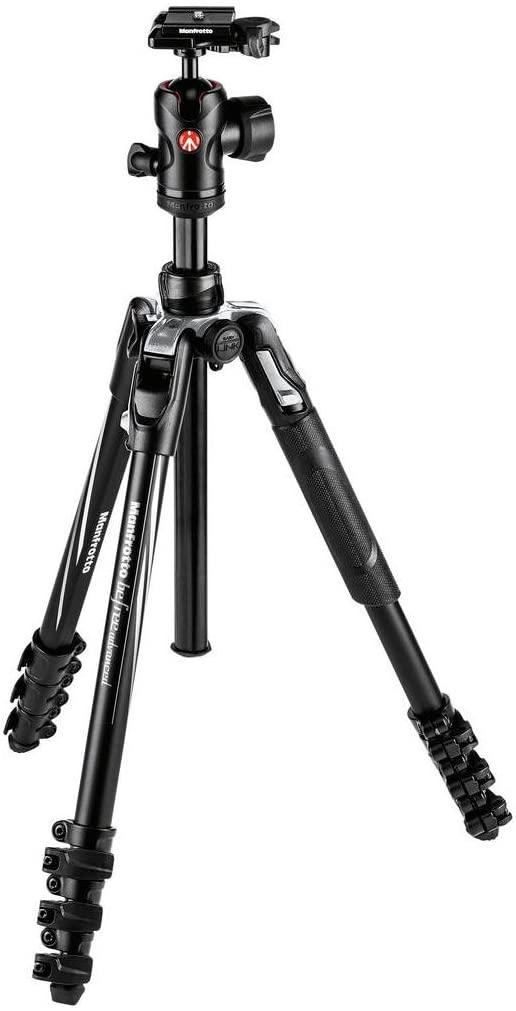 The Manfrotto Befree Advanced Travel Tripod