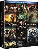 Pirates des Caraïbes-Coffret 5 Films [Blu-Ray]