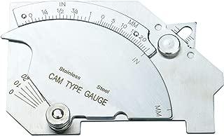 MG-8 Welding Gauge Inch&Metric Bridge Cam Test Ulnar Measurement Tools Inspection for Welded Surfaces Joints