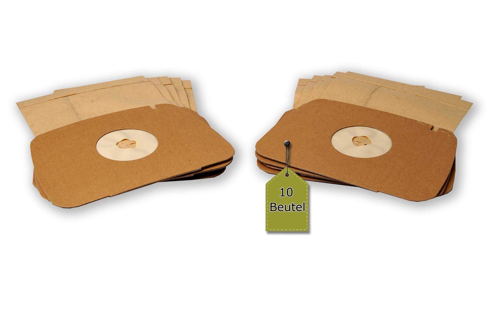 eVendix Bolsa de aspiradora Adecuada para Lux Lux 1 Royal | 30 anteras | Compatible con Swirl ES1: Amazon.es: Hogar