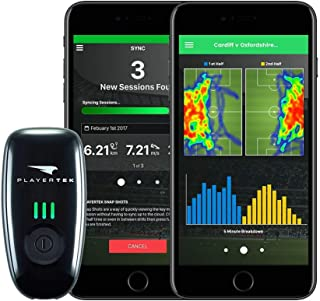 C Catapult Playertek Wearable GPS Tracker for Soccer -...