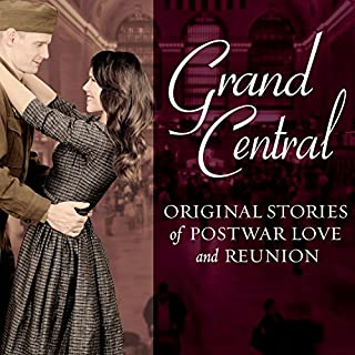 Grand Central audiobook cover art