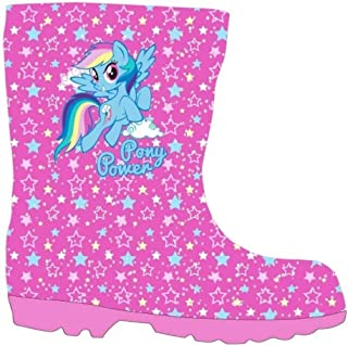 comprar comparacion Botas de goma My Little Pony para niñas Wellington