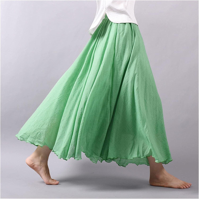 Uongfi Wedding Dresses Weekly update for Bride 35% OFF Skirts Cotton Women Long Linen