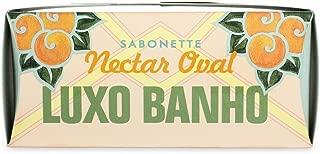 Luxo Banho Nectar Oval Single Soap Bar 12.5 Oz. From Portugal
