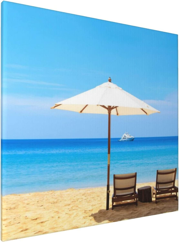 Paintea Wall Art Print Home Decor 19 for Framed Beach Hang Summe Popular Fees free!! popular
