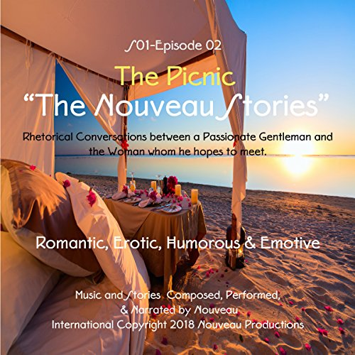 "Couverture de ""The Nouveau Stories"" (Series One-Episode -02) ""The Picnic"""