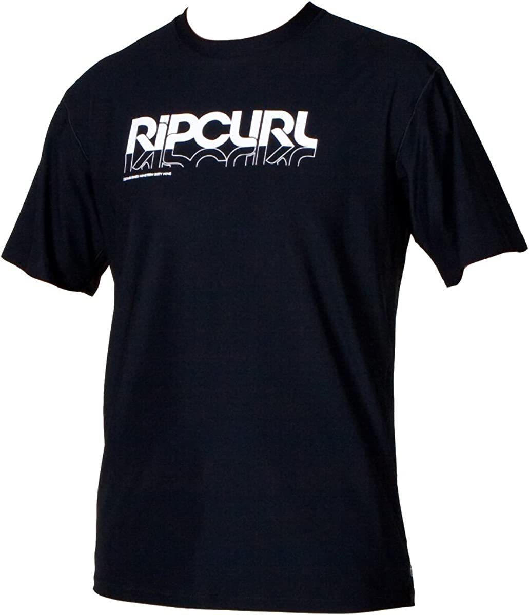 Rip Curl Men's Core Reflecto Surf Shirt Rashguard