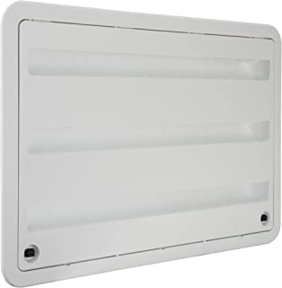RV Camper Trailer 24 Dometic Refrigerator Side Wall Vent Black 3109350.005