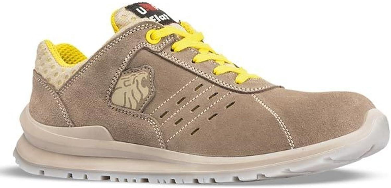 UPOWER Men's Safety shoes beige beige