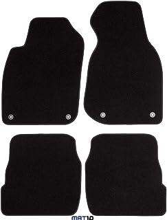 MAT10 000140SV001 Door Mat, Black, passform