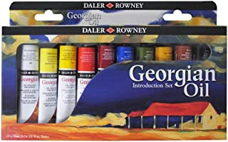 Georgian Oil Introduction Set 10X22Ml Tubes