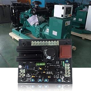 Maifa Regulador de Voltaje AVR del Tablero regulador R438, regulador de Voltaje automático de los componentes de Las Piezas del generador AVR R438 para Leroy Somer