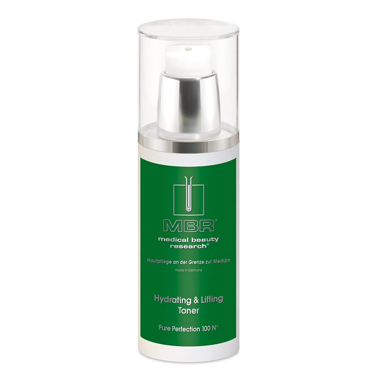 ローン水差し四半期MBR Medical Beauty Research Pure Perfection 100N Hydrating & Lifting Toner 150ml/5.1oz並行輸入品