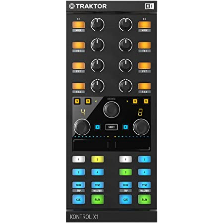 Native Instruments DJコントローラ TRAKTOR Kontrol X1 MK2