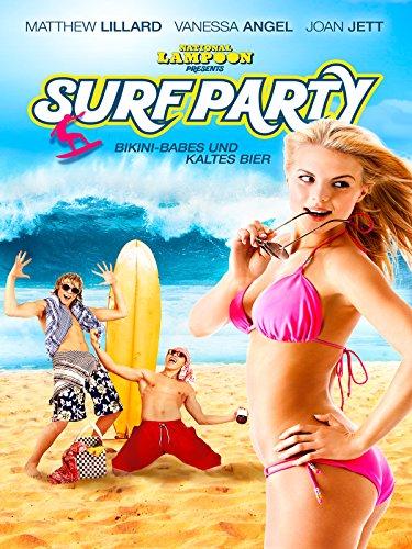 Surf Party: Bikini-Babes und kaltes Bier