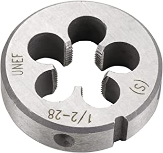 プレミアム材料と耐久性のねじ切りダイ CMCP 1ピーUN UNF UNF UNFEF 5/16 3/8 7/16 1/2 5/8 3/4スレッドダイスレッドツール右手ネジダイ (Thread Diameter : UNF 5l8 18)