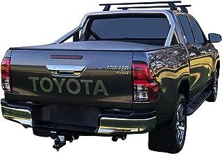 Toyota Hilux Revo SR5 / A Deck Oct 2015- Current Dual Cab Ute Clip On Tonneau Cover