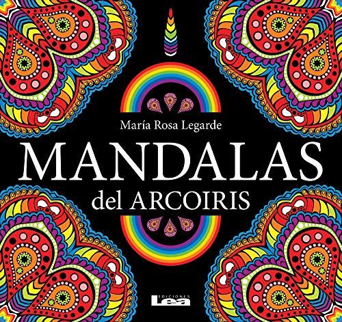 Mandalas del arcoiris (Spanish Edition)