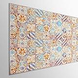 MEGADECOR DECORATE YOUR HOME Cabecero Cama PVC Decorativo Económico. Modelo Akiak (150 x 60cm)