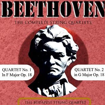 Quartet No. 1 & No. 2
