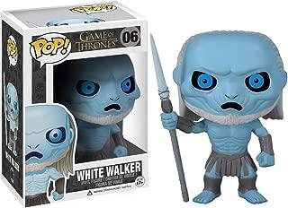 White Walker: Game of Thrones x Funko POP! Vinyl Figure & 1 POP! Compatible PET Plastic Graphical Protector Bundle [#006 / 03017 - B]