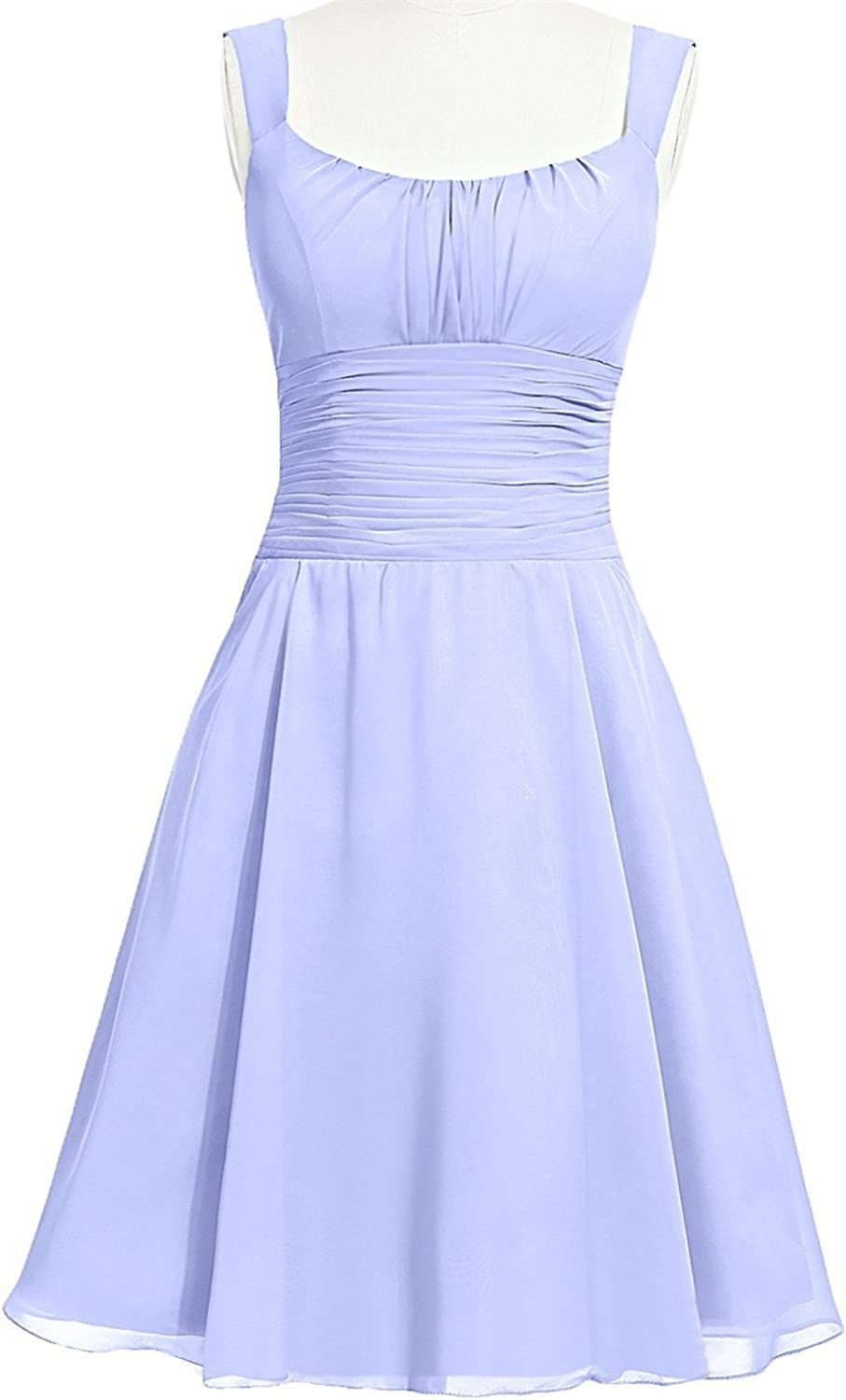 MittyDressesWomens Evening Homecoming Prom Party Cocktail Dress Size 2 US Lavender