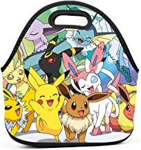 E-evee Family Insulated Lunch Bag Lunch Box Waterproof Lunch Tote Bag for Men Women